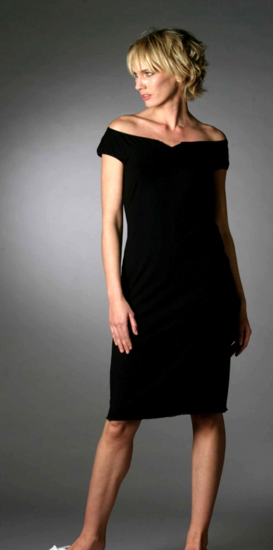 Pattern Company Art 02 179 Shirt Kleid Mit Carmen Ausschnitt Mit Und Ohne Armel
